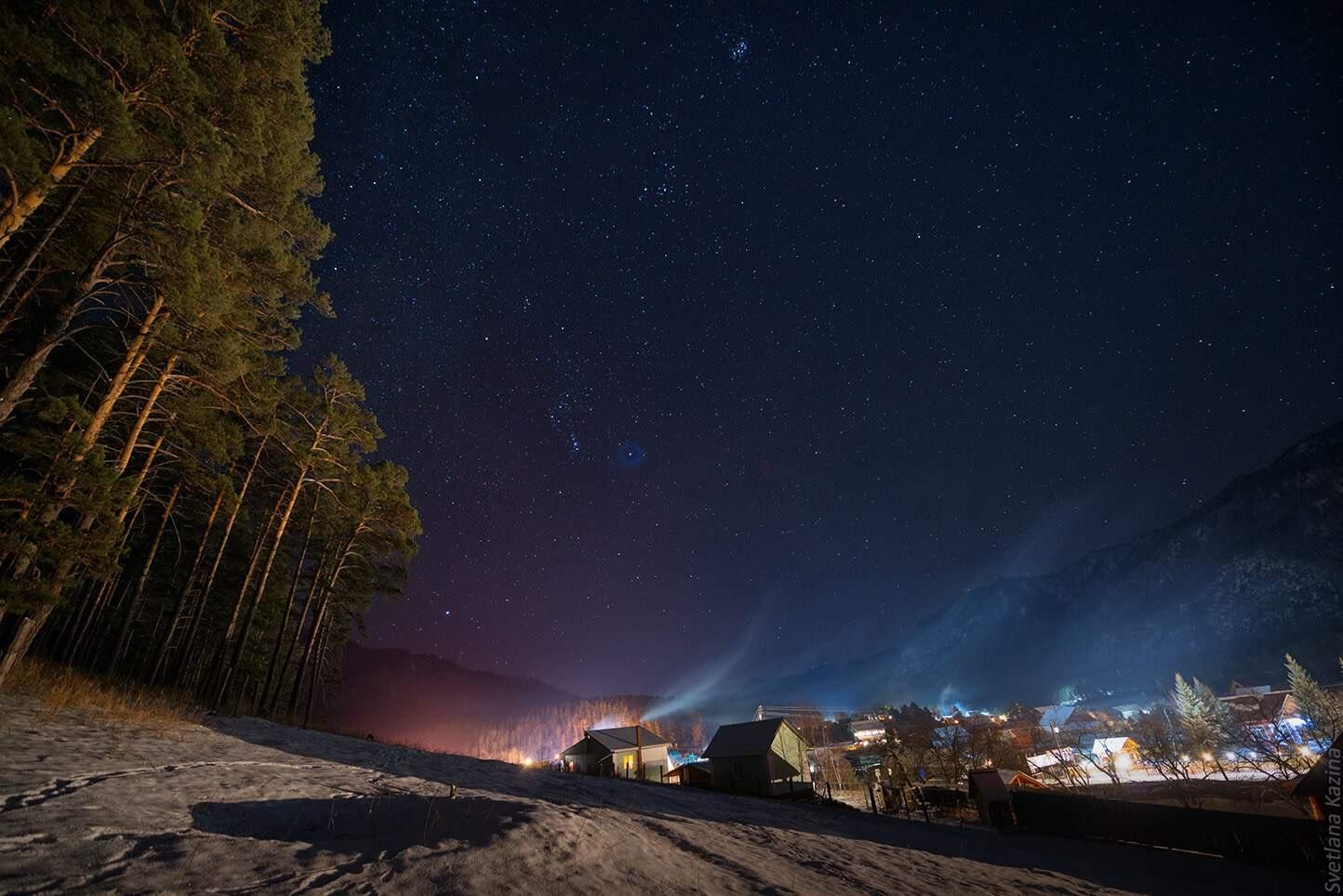 piękno syberii Rosja w obrazkach